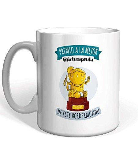 Taza Missborderlike -Premio a la mejor fisioterapeuta de ...