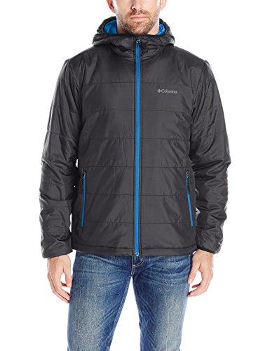Columbia Men's Saddle Chutes Hooded Jacket