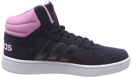Cerceaux Adidas 20 Mid - Db0317 Rose-bleu Marine
