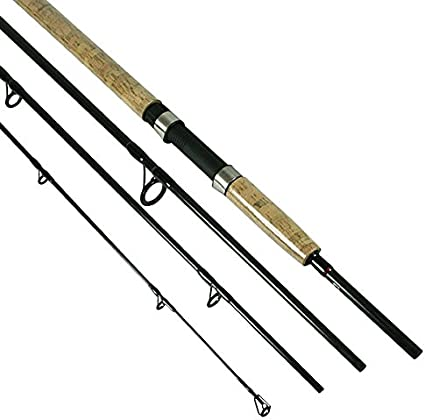 NGT Intrepid 9 Foot Carbon 4 Piece All Round Travel Rod With Case