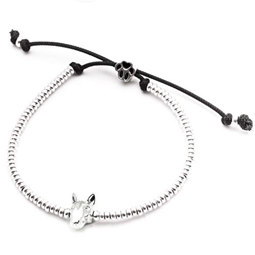 Dog Fever Bull Terrier Bracelet Silver Dachshund Dog Dogs