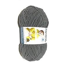 Bernat Baby Blanket Tiny Yarn, Elephant