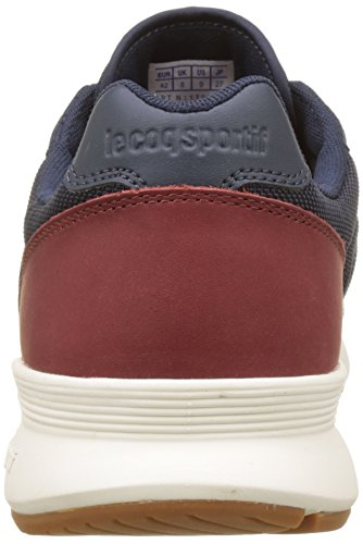 Homme Craft Le Baskets Basses X Omega Sportif Dress Coq Blue Bleu w0IPq0pF