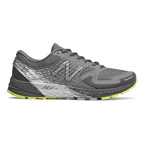 New Balance Men's SKOM-Summit King of Mountain V1 Trail Running Shoe, Grey, 15 D US