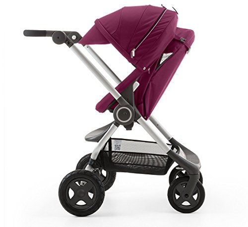 Stokke Scoot Stroller - Purple by Stokke
