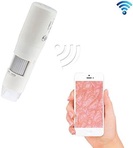 200X Handheld Wireless WiFi Digital Adjustable Microscope iOS ...
