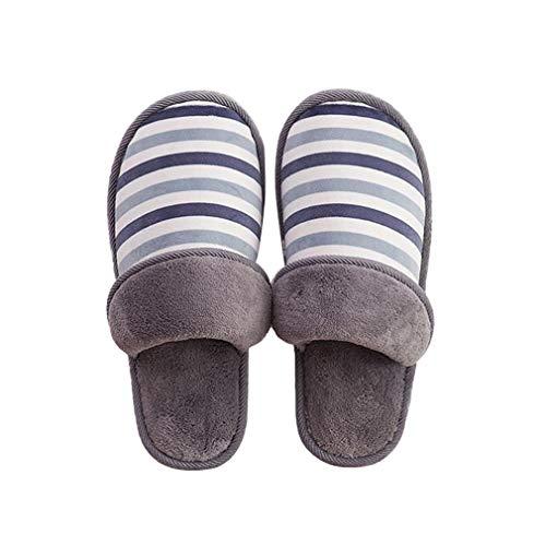 Casa Pantofole 1 45 Hibote Warm Resistente Trascinamento Memory Eu36  All usura Uomini Cotone Foam Di Antiscivolo Invernale Unisex Accogliente  Donne ... aa9bcd6e024