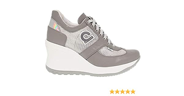 Luxury Fashion | Ruco Line Mujer RUCO1800AG Gris Zapatillas | Temporada Outlet: Amazon.es: Zapatos y complementos