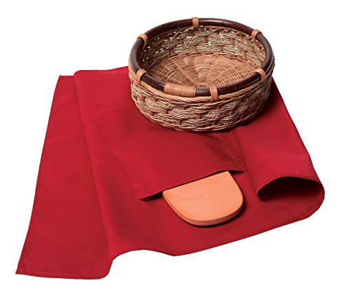 Keilen Mexican Origins 120-24 Tortilla and Bread Warmer Basket, Multicolor