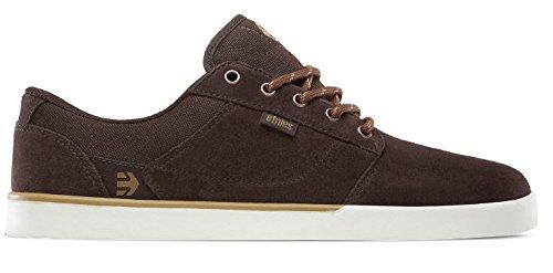 Etnies Jefferson, Color: Dark Brown, Size: 41.5 Eu / 8.5 Us / 7.5 Uk