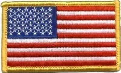 UNITED-STATES-US-FLAG-Gold-Embroidered-Biker-Vest-Patch
