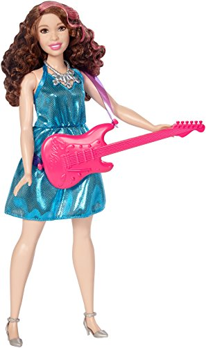 Barbie Careers Pop Star Doll - Shopping Rock Mall Little