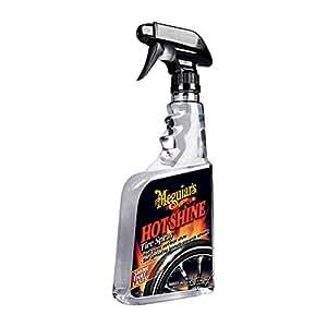 Meguiar'shotshinecar tyrespraytrigger,24 oz