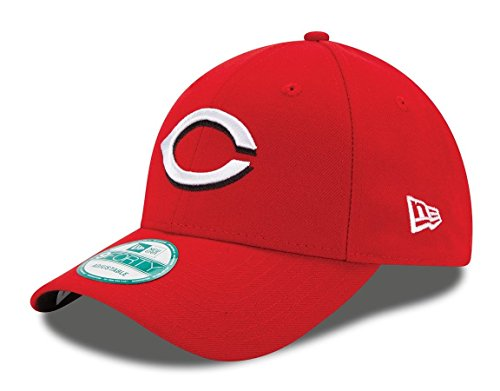Youth Cap Cloth (New Era MLB Youth The League Cincinnati Reds 9Forty Adjustable Cap)