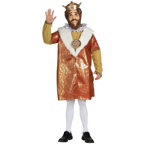 Rubies Costumes Burger Deluxe Costume