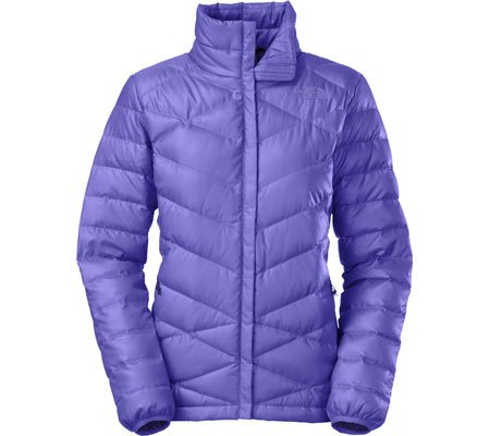 North Face Aconcagua Jacket Womens Starry Purple XS