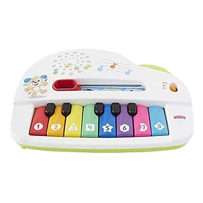 mode attrayante conception adroite produits de commodité meilleur Fisher Price Mon Piano Rigolo, jouet interactif ...