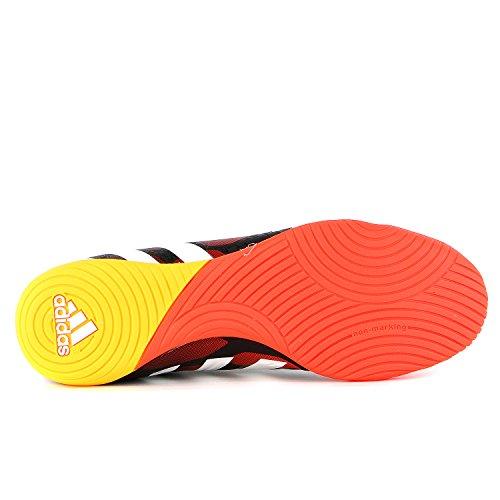 adidas Performance Mens P Absolado Instinct Indoor Soccer Shoe Black/White/Red 8lwCpql
