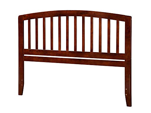 Atlantic Furniture AR288844 Richmond Headboard, Queen, Walnut ()