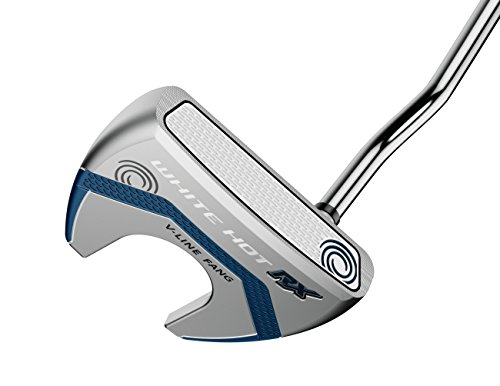 Odyssey 2017 Men's White Hot RX Putters, V-Line, Standard, Right Hand,  34