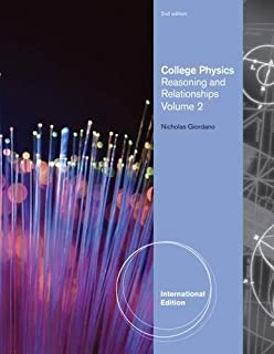 Amazon college physics reasoning and relationships college physics volume 2 international edition fandeluxe Gallery
