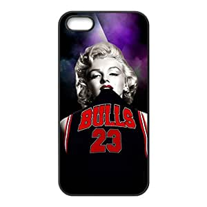 Go Bulls Cell Phone Case for Iphone 5s