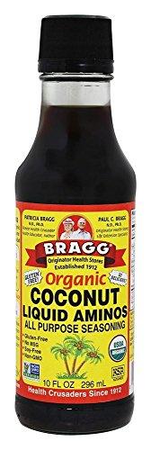 BRAGG ORGANIC LIQUID COCONUT AMINOS 10 FL OZ