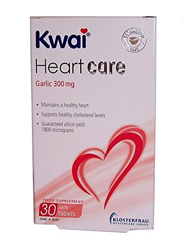 c Tablets 30 tablets by Kwai (Garlic 30 Tabs)