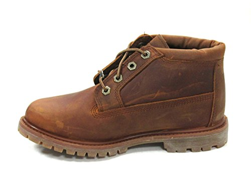 TIMBERLAND NELLIE CHUKKA DOUBLE WATERPROOF BOOT, Brown, 43,5 EU