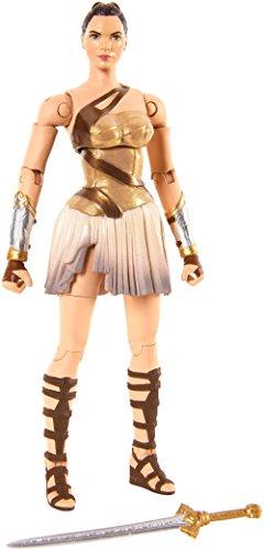 Mattel DC Comics Multiverse Wonder Woman Diana of Themyscira Figure, 6