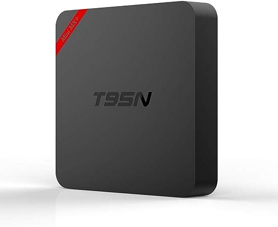 GWX Android 5.1 TV Set Top Box, TV Caja de DVD, Reproductor de Red Inteligente 1G + 8G de Cine en casa Viendo televisión y Jugando Juegos: Amazon.es: Hogar