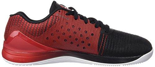R Rouge Reebok Pied Blanc Course Chaussures Noir noir De Primal Nano 7 Unisexe 0 Crossfit BdRWqxawd4