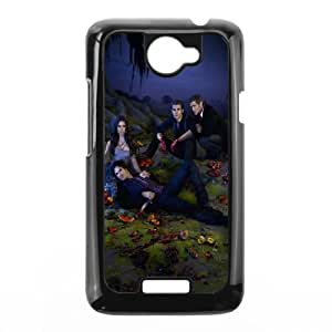 Vampire Diaries SANDY5038859 Phone Back Case Customized Art Print Design Hard Shell Protection HTC One X