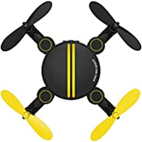 Sympath Foldable Camera Drone RC Mini Wifi Quadcopter 2.4 4CH 6-Axis Gyro 3D UFO FPV RC
