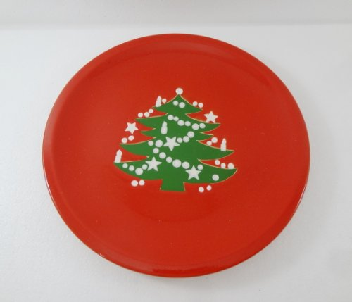 "Waechtersbach Christmas Tree Dinner Plate 10"" for sale  Delivered anywhere in USA"