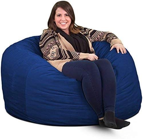 ULTIMATE SACK Bean Bag Chairs - a good cheap bean bag chair