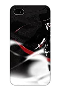 Juliacatala Fashion Protective Anime Blame Case Cover For Iphone 4/4s