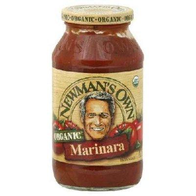 Newman's Own Sauce Org Marinara 23.5 OZ (Pack of 12) ()