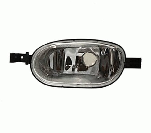 Discount Starter and Alternator GM2548101 Replacement Corner Light Fits GMC Envoy Driver Side Plastic Lens Without Bulbs