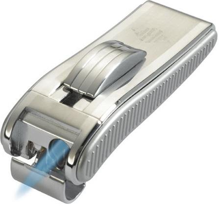 (Visol VLR200601 Mako Satin Silver Torch Flame Lighter)