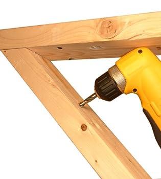 Milescraft 2300 Wood Stubby Drill Bit Set 1