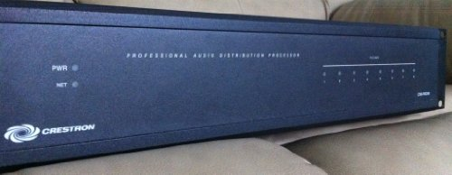 Within Line Preamp - Crestron CNX-PAD8A Professional Audio Distribution Processor
