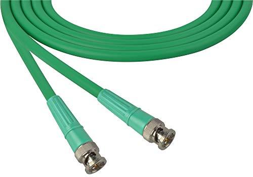 Bnc Hdtv Cable Rg6 (Belden 1694A Sdi-HDTV Rg6 Bnc Cable 3Ft. Green)