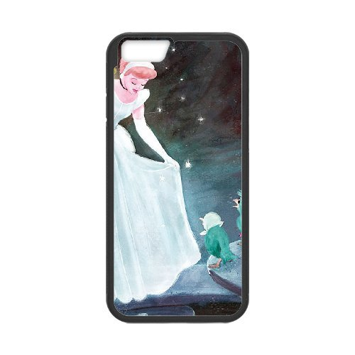 "SYYCH Phone case Of Cinderella Cover Case For iPhone 6 Plus (5.5"")"
