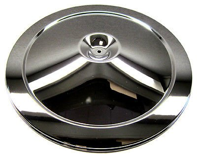 The Parts Place Chrome Air Cleaner Lid Open Element Cowl