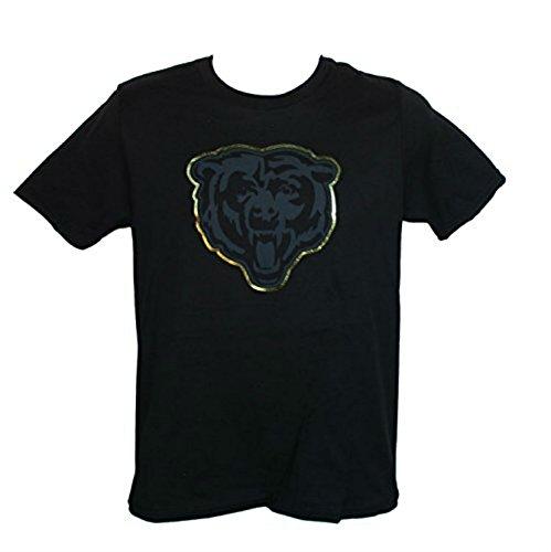 芸能人愛用 Chicago Bears YouthサイズSmall ( 8 )シャツNFL Bears 50th Anniversary Editionゴールド箔トリムチームロゴ B06XR43W39 )シャツNFL – ブラック B06XR43W39, セイリーハウス:b7ca42f5 --- a0267596.xsph.ru