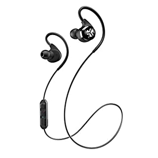 JLab Epic Bluetooth 4.0 Wireless Sports Earbuds with 10 Hour Battery and IPX4 Waterproof Rating, Black (B00PVRI0OK) | Amazon price tracker / tracking, Amazon price history charts, Amazon price watches, Amazon price drop alerts