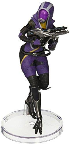 Plate Character Collector (Kotobukiya Mass Effect: Tali Zorah Bishoujo Statue)