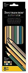 Colorista by Spectrum Noir 8 Piece Pencils