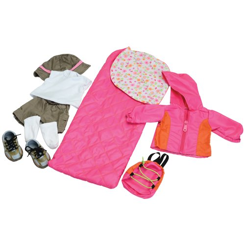 Camping-Outfit-and-Accessories-for-18-Doll